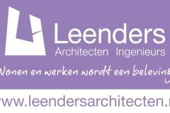 Leenders Bouwhekbanner 2018